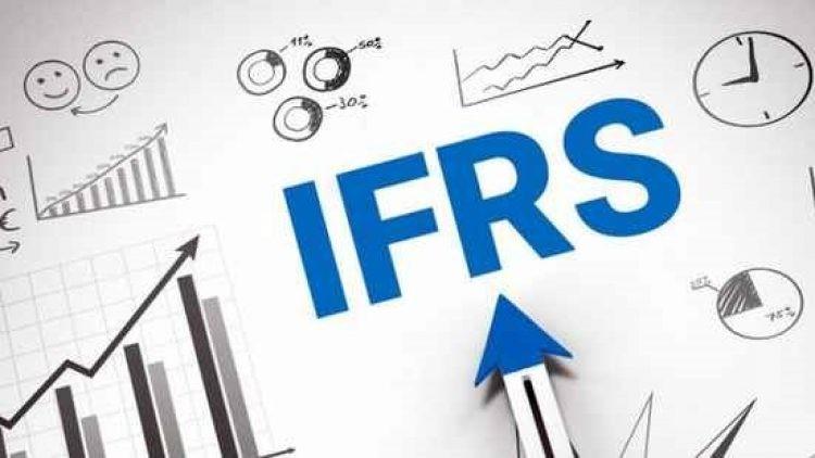 دانلود صورت مالی نمونه براساس استانداردهای بین المللی گزارشگری مالی(IFRS)